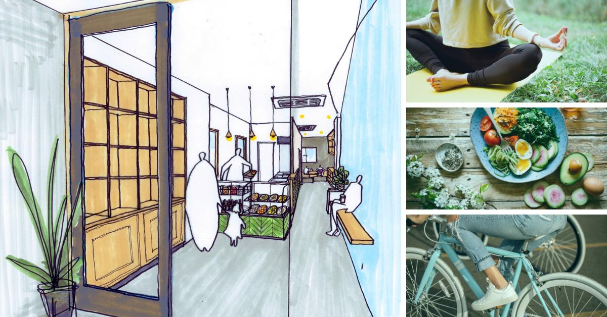 「フィットネス×〇〇」ウェルビーイングな暮らしに出会う、交流拠点を考えよう|鎌倉 シェアで地域とつながるプロジェクト