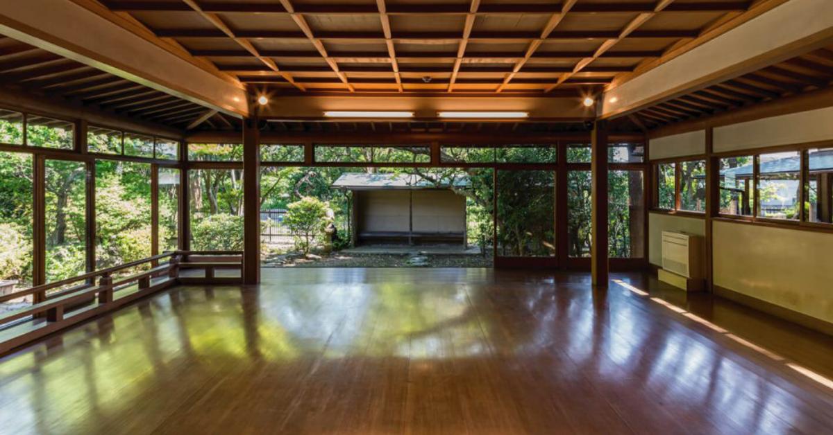 鎌倉の古民家で行う自然と和の文化を感じる空間での社員研修とは?