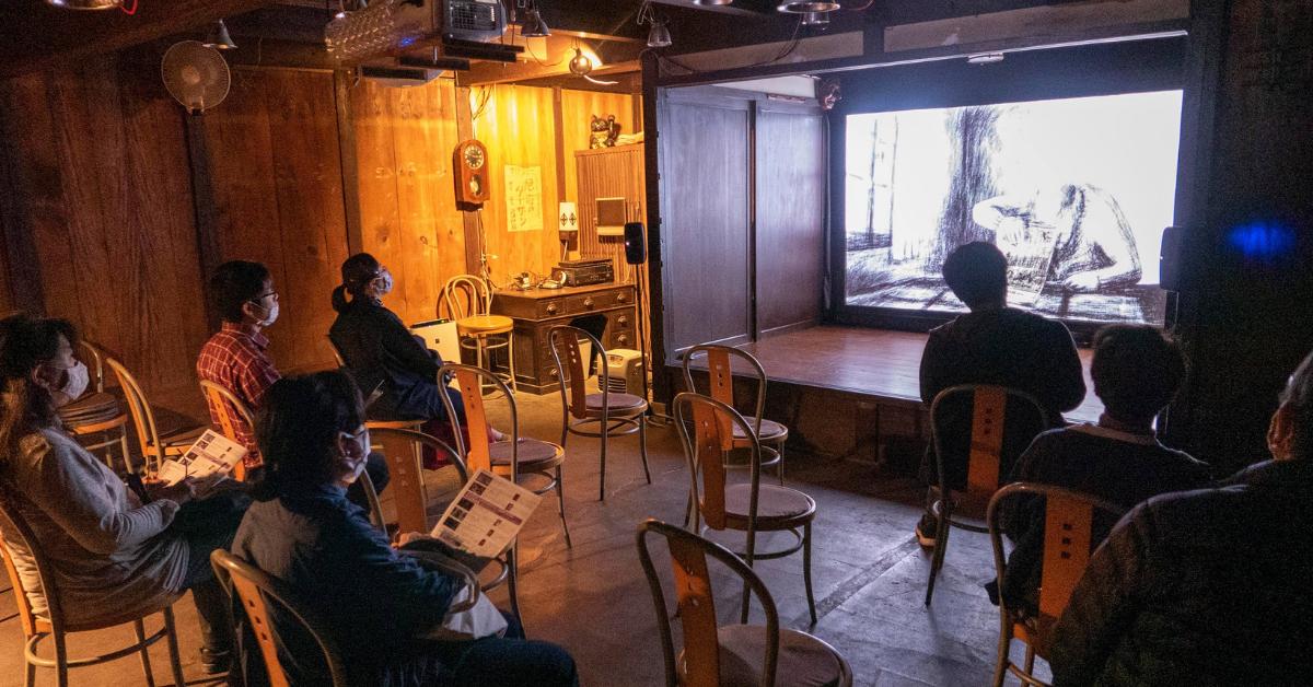 龍野まちごとホテルプロジェクトイベント vol. 4 龍野城下町に「ひと」と「まち」を「アート」でつなぐ場が誕生!