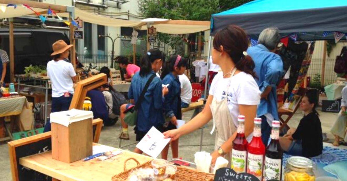 「もののシェア」でまちとつながり楽しむ暮らし|鎌倉 シェアで地域とつながるプロジェクト