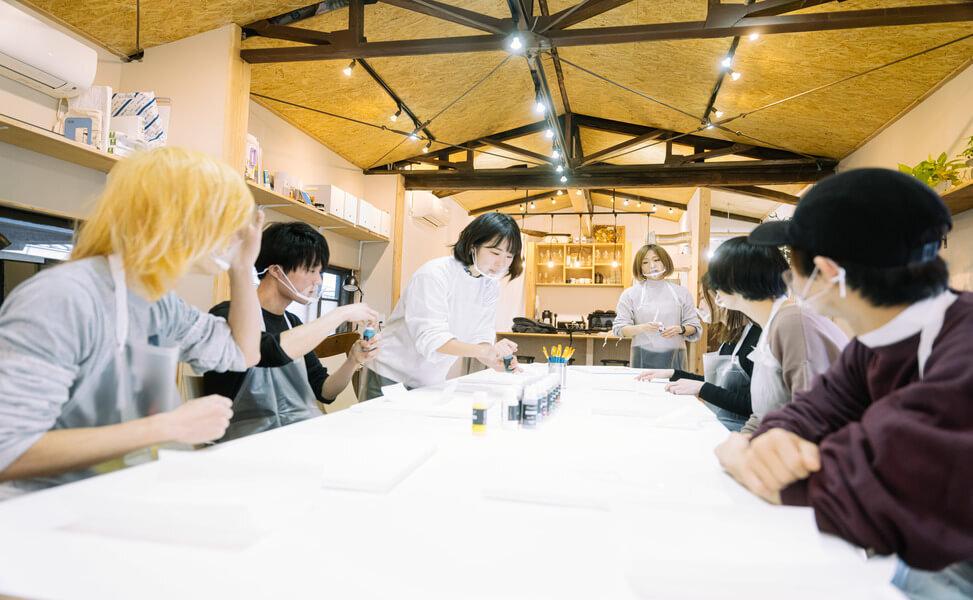 <大阪>大阪府空堀のアート事業づくりファンド